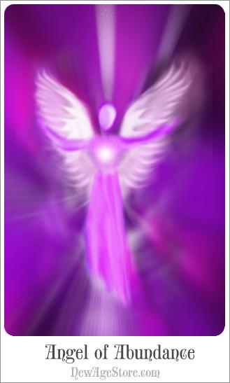 Angel of Abundance   NewAgeStore